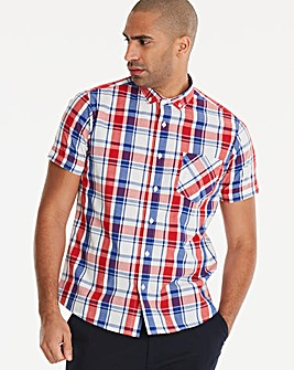 Jacamo Division Check Shirt Regular