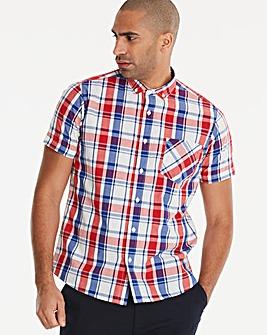 Jacamo Division Check Shirt Regular