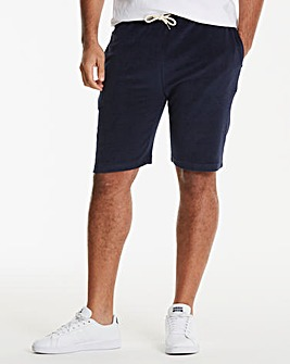 Jacamo Terry Towelling Shorts