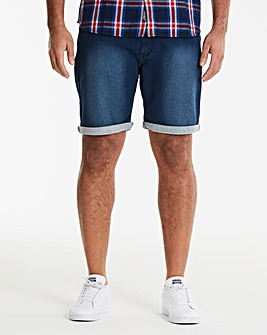 Jacamo Loopback Denim Short