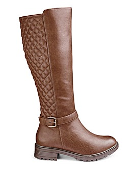 Quinn Boots Curvy Plus Wide Fit