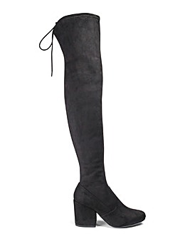 Irina Boots Super Curvy E Fit