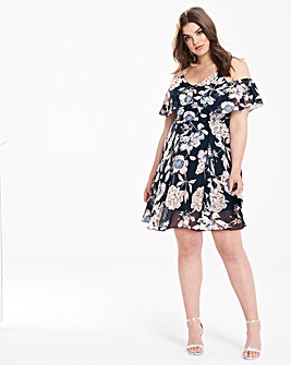 AX Paris Printed Summer Dress