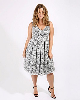 Lovedrobe Lace Dress