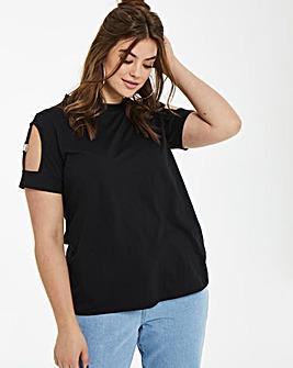 Daisy Street Suspender Tshirt