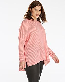 Junarose Wide Rib Pullover