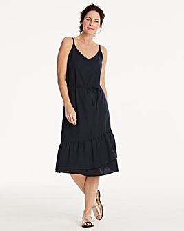Vero Moda Frilled Hem Dress