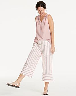 Vero Moda Stripe Culotte Pants