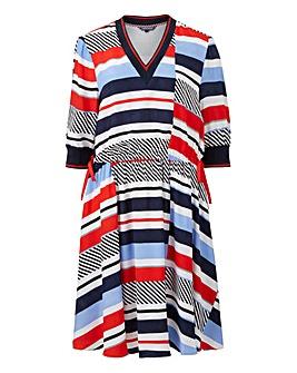 Tommy Hilfiger Kaylee Stripe Dress