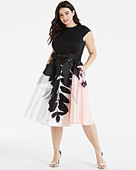 Coast Drake Full Midi Dress