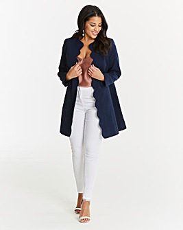 Helene Berman Scallop Edge Jacket