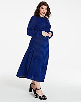 Unique 21 Glitter Knit Dress