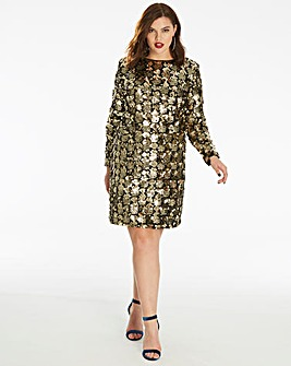 Unique 21 Sequin Bodycon Dress