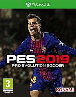 Pro Evolution Soccer 2019 PES 2019 XB1