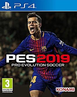 Pro Evolution Soccer 2019 PES 2019 PS4