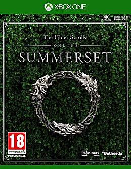 The Elder Scrolls Online Summerset XB1
