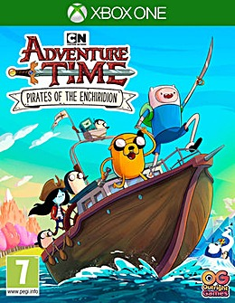 Adventure Time Pirates ofthe Enchiridion