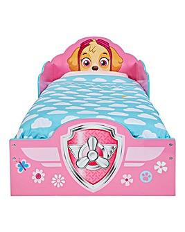 Paw Patrol Skye Toddler Bed