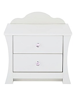 Princess Bedside Table