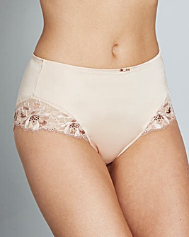 Triumph Modern Bloom Cafe Maxi Briefs