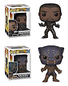 POP! Figure 2pk - Marvel Black Panther