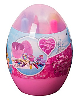 Disney Princess Craft Egg