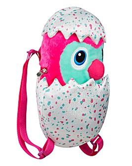 Hatchimals Plush Backpack Pengualas