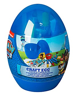 Paw Patrol Boys Craft Egg