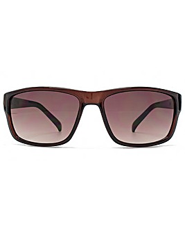 French Connection Rectangle Sunglasses