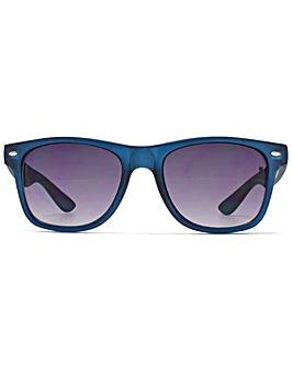 Fenchurch Retro Plastic Sunglasses