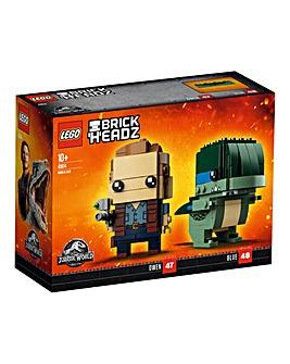 LEGO Brickheadz JW Owen & Blue