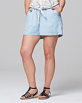 Junarose Blue Denim Shorts