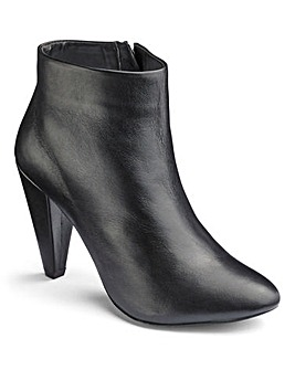 Sole Diva Heeled Ankle Boots E Fit