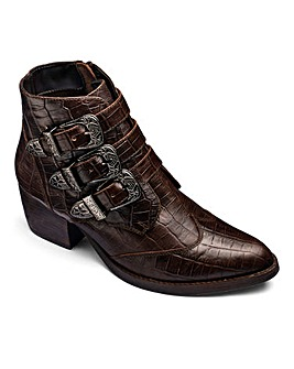 Sole Diva Western Boots E Fit