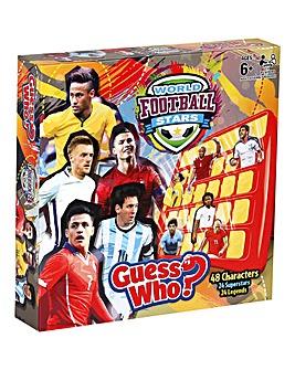 Guess Who - World Football Stars