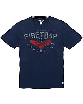 Firetrap Hans T-Shirt Long