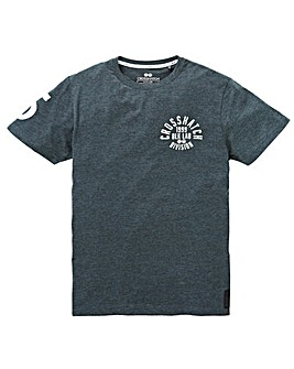 Crosshatch Division T-Shirt