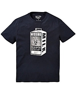 Original Penguin Missing Pete T-Shirt L