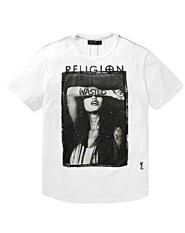 Religion Wasted T-Shirt Long