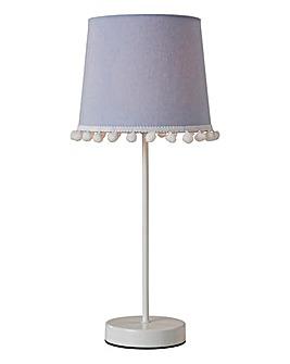 Pom Pom Table Lamp