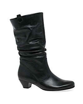 Gabor Rachel Leather Calf Boots