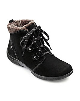 Hotter Ruby Lace Up Boot