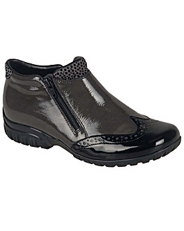 Rieker Trick Womens Casual Boots