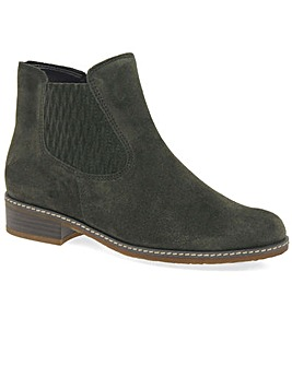 Gabor Pescara Womens Modern Ankle Boots