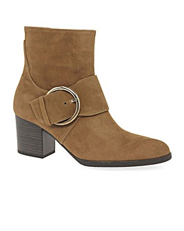 Gabor Lush Womens Ankle Boots