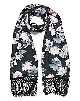 Joanna Hope Floral Print Scarf