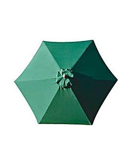 HOME Water Repellent 2m Garden Parasol