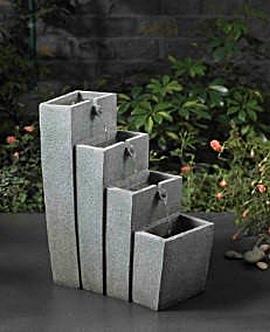 Gardenwize Four Ladder Water Feature