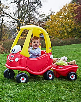Little Tikes Cozy Coupe Trailer