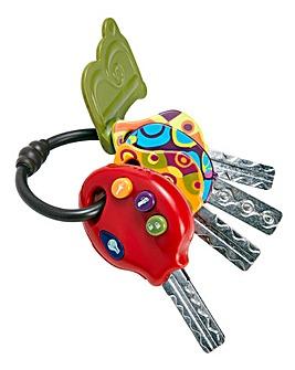 B Baby Luckeys Keys
